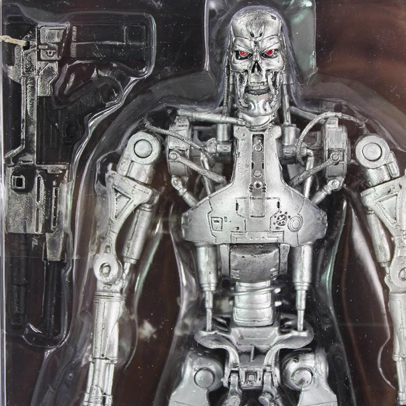Фигурка Neca Терминатор T-800 Terminator2 Judgment Day Endoskeleton эндоскелет
