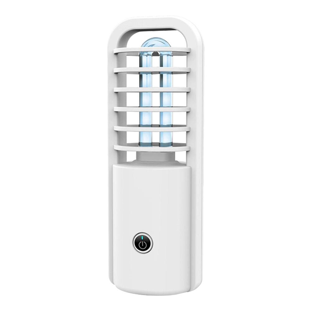 Перезаряжаемая УФ-лампа UV Гермицидная дезинфекция Белая