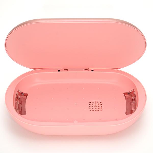 Портативний стерилізатор UV Рожевий