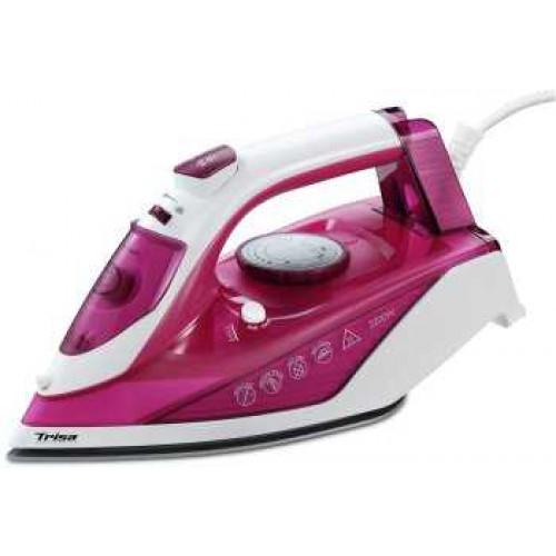 Утюг Trisa Comfort Steam i5717 7957.7712 Розовый с белым