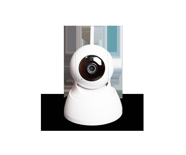 IP-камера YQVICI Q10 с датчиком движения и ночной съемкой Белый