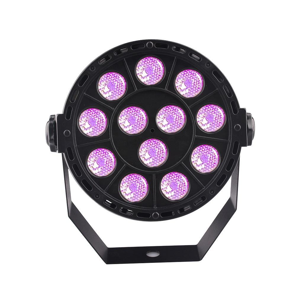 Промышленная гермицидная лапма UV для 40 кв м 36W 12led Черный